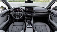 Audi A4 Avant: l'abitacolo
