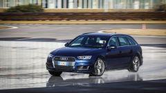 Audi A4 Avant quattro: alla prova nel centro di guida sicura Aci-SARA di Lainate