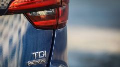 Audi A4 Avant quattro: i fari posteriori