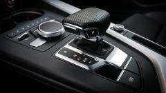 Audi A4 Avant quattro: il cambio è l'automatico S tronic a 7 rapporti