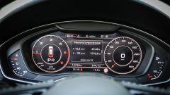 Audi A4 Avant quattro: il Virtual Cockpit, disponibile come optional