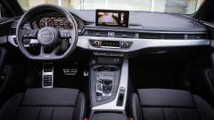 Audi A4 Avant quattro: la plancia