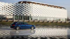 Audi A4 Avant quattro: nell'accelerazione si sente subentrare l'elettronica