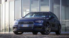 Audi A4 Avant quattro: vista 3/4 anteriore