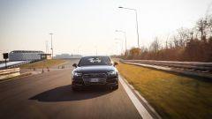 Audi A4 Avant quattro: vista anteriore