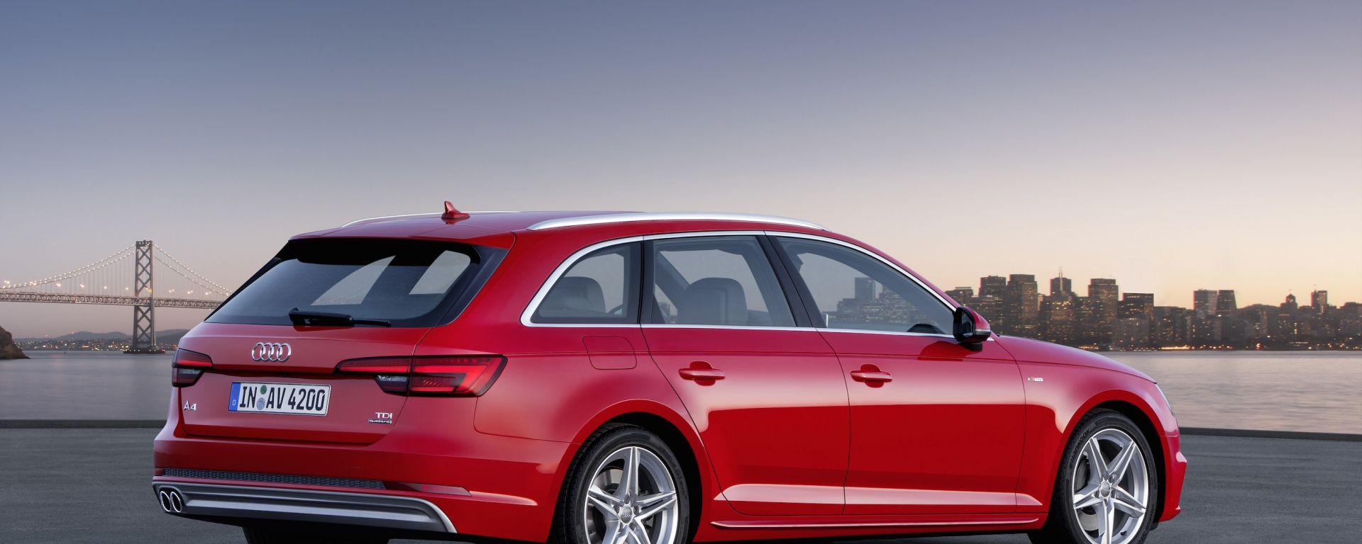 Audi A4 e A4 Avant 2016