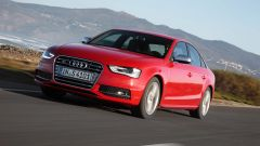 Audi A4 e S4 2012: ora anche in video - Immagine: 70