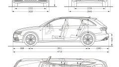 Audi A4 e S4 facelift 2012 - Immagine: 13