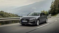 Audi A4: l'anteriore