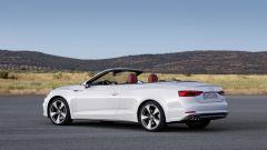 Audi A5 Cabrio: la commercializzazione inizierà a marzo 2017
