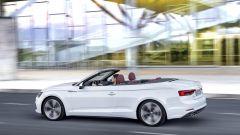 Audi A5 Cabrio: la lunghezza tocca ora quota 4,67 metri