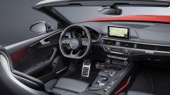 Audi A5 Cabrio: la plancia