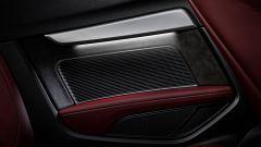 Audi A5 Cabrio: l'altoparlante posteriore