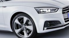 Audi A5 Cabrio: le luci possono essere full led