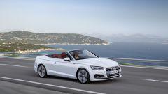 Audi A5 Cabrio: le novità estetiche sono tante