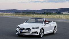 Audi A5 Cabrio: vista 3/4 anteriore