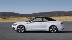 Audi A5 Cabrio: vista laterale