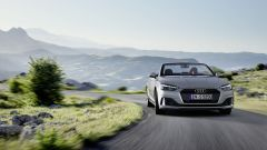 Audi A5 Cabriolet 2020: vista frontale