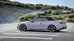 Audi A5 Cabriolet 2020a tetto chiuso