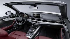 Audi A5 Cabriolet - gli interni