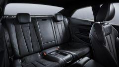 Audi A5 Coupé 2020 edition: i sedili posteriori