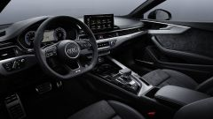 Audi A5 Coupé 2020 edition: la plancia