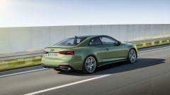 Audi A5 Coupé 2020 edition: vista 3/4 posteriore