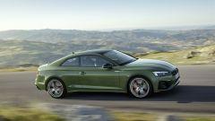 Audi A5 Coupé 2020 edition: vista laterale