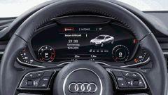 Audi A5 coupé, anche per lei il Virtual Cockpit al posto della classica strumentazione analogica