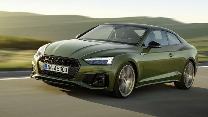 Audi A5 Coupé: lo stile moderno della sportiva tedesca
