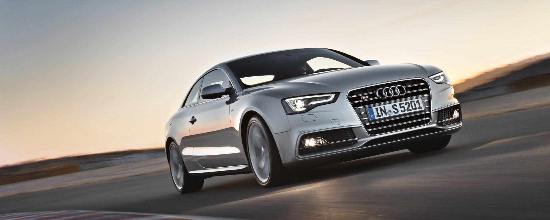 Audi A5 e S5 2012