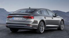 Audi A5 e S5 Sportback 2017, debutto al Salone di Parigi - Immagine: 1
