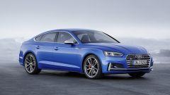 Audi A5 e S5 Sportback 2017, debutto al Salone di Parigi - Immagine: 3