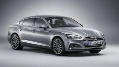 Audi A5 e S5 Sportback 2017, debutto al Salone di Parigi - Immagine: 13