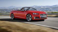Audi A5 ed S5 cabrio: prova, dotazioni, prezzi - Immagine: 1