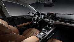 Audi A5 Sportback 2020: gli interni