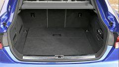 Audi A5 Sportback g-tron 2.0 TFSI s tronic: il bagagliaio