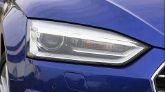 Audi A5 Sportback g-tron 2.0 TFSI s tronic: il gruppo ottico anteriore