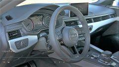 Audi A5 Sportback g-tron 2.0 TFSI s tronic: la plancia