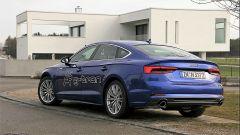 Audi A5 Sportback g-tron 2.0 TFSI s tronic: vista 3/4 posteriore