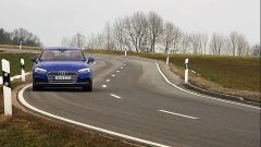 Audi A5 Sportback g-tron 2.0 TFSI s tronic: vista frontale