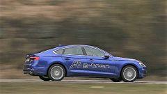 Audi A5 Sportback g-tron 2.0 TFSI s tronic: vista laterale