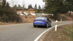 Audi A5 Sportback g-tron 2.0 TFSI s tronic: vista posteriore