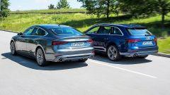 Audi A4 Avant e A5 Sportback: disponibili le g-tron a metano da 170 CV