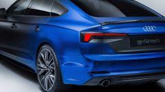 Audi A5 Sportback G-Tron in versione one-off al Whortersee