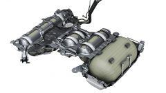 Audi A5 Sportback g-tron: le bombole