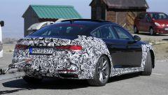 Audi A5 Sportback, restyling in arrivo. Prime foto spia - Immagine: 3