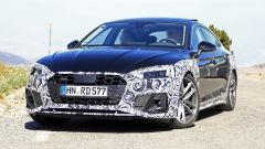 Audi A5 Sportback, restyling in arrivo. Prime foto spia - Immagine: 5
