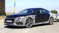 Audi A5 Sportback, restyling in arrivo. Prime foto spia - Immagine: 6