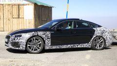Audi A5 Sportback, restyling in arrivo. Prime foto spia - Immagine: 7